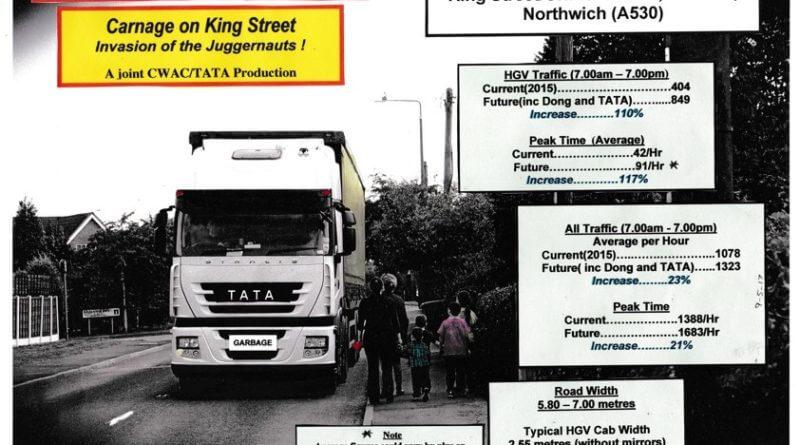 TATA Waste Incinerator – Carnage on King Street