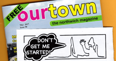 Ourtown Article from Alan Lowe