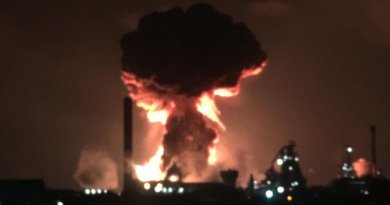 TATA Huge Explosion – AGAIN!
