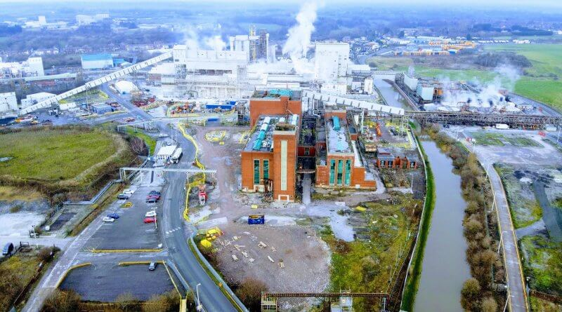 Northwich Coal Power Station