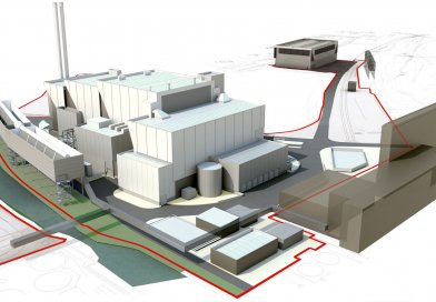Proposed Lostock Incinerator